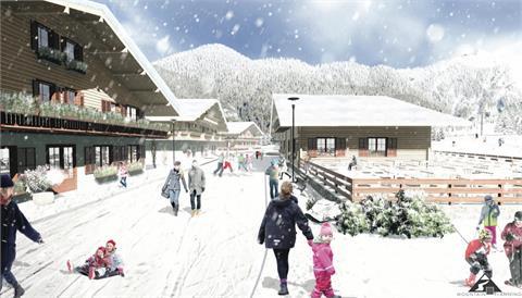 Sheregesh Ski Resort, Russia