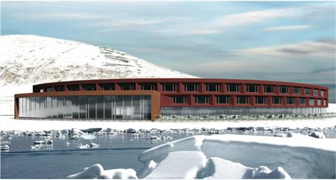 Disko Island, Grönland